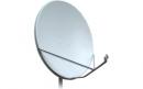 Антенна спутниковая офсетная АУМ CTB-0.9-1.1 0.8 St с кроншт.