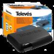 Видеосендер (усилитель) с удлинителем ИК ПДУ TELEVES #7307