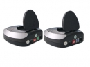 Видеосендер (усилитель) с удлинителем ИК ПДУ SAV58A 5.8Ггц SEVEN
