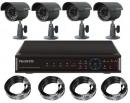 Комплект видеонаблюдения Falcon Eye FE-004H-KIT